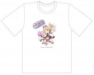 「ゆりゆららららゆるゆり放送室」2014夏ver.Tシャツ
